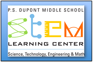 science, technology, engineering, and math logo