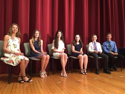 NJHS Officers