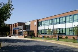 Springer Middle School Outside View