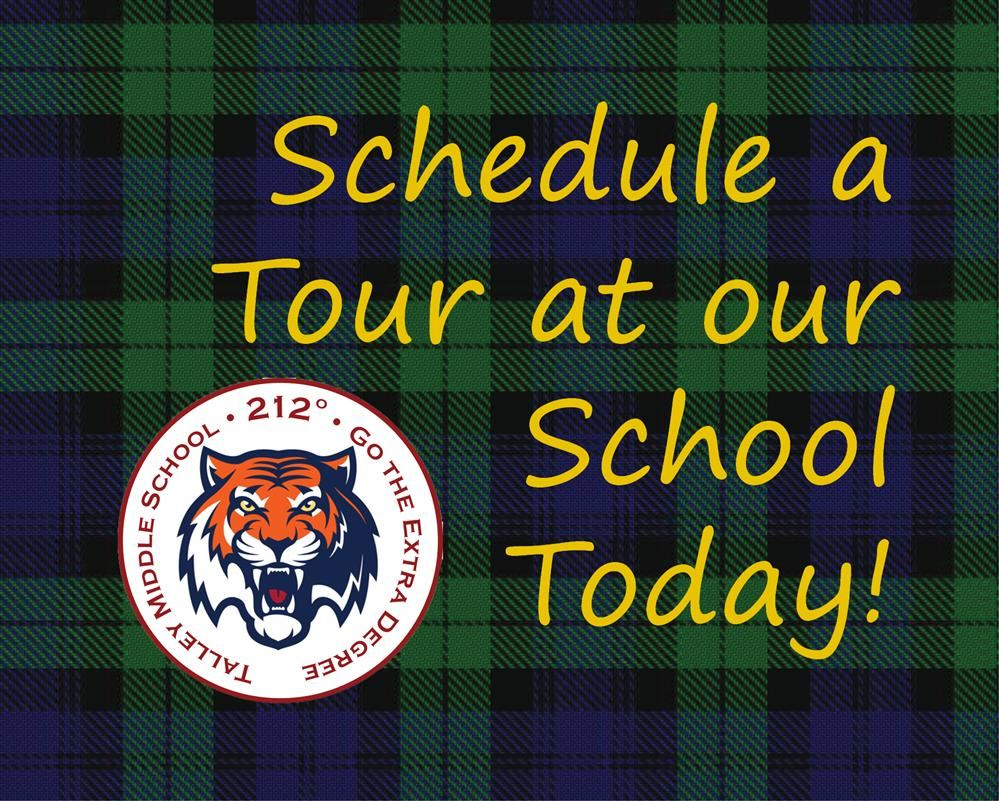 Visit Talley Middle School