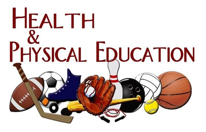Gym and Physical Education Sign